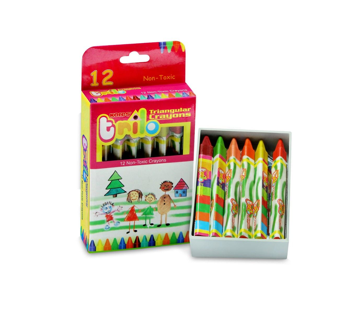 Trilo Crayons