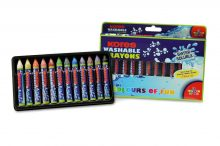 Water Soluable Crayons