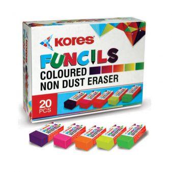 Funcils Colour Erazers