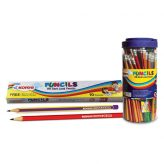 Funcils Pencils and Jar