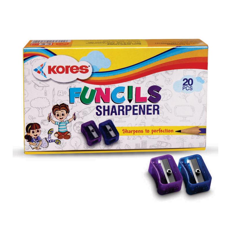 Funcils Sharpner