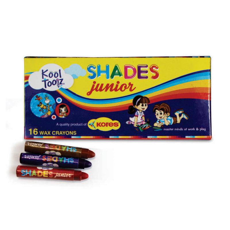 Shades Crayons