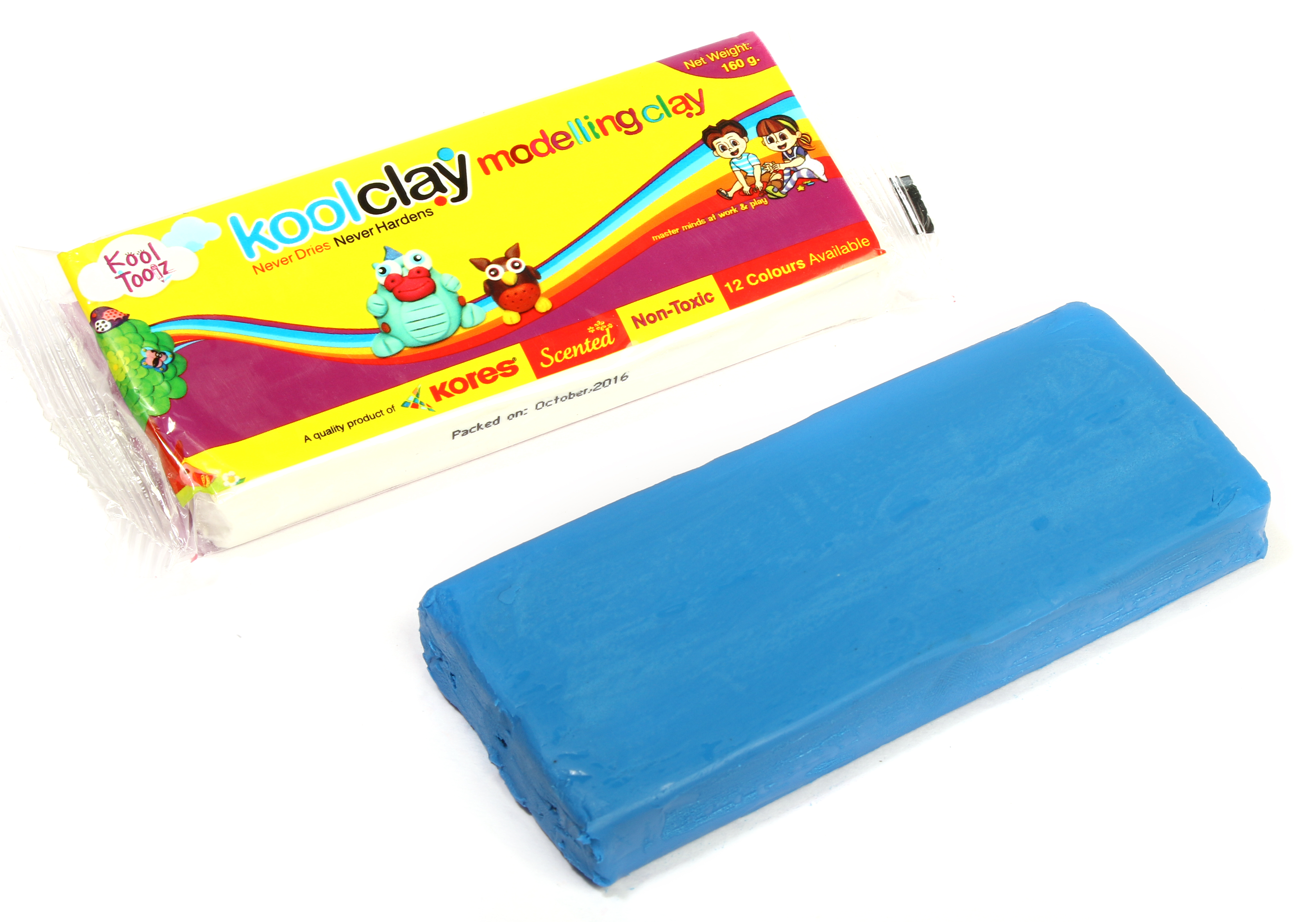 Kool Clay single colour
