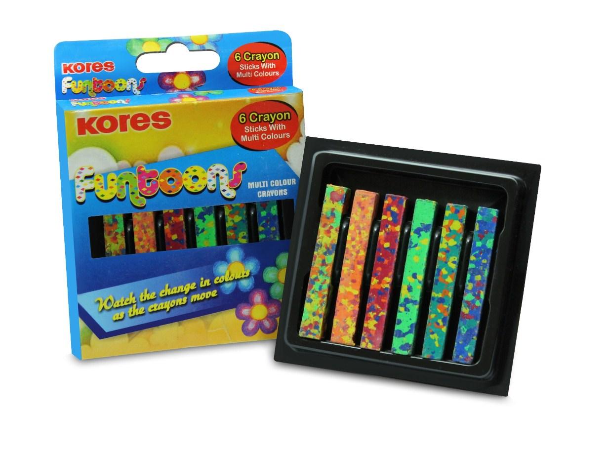Funtoon Crayons