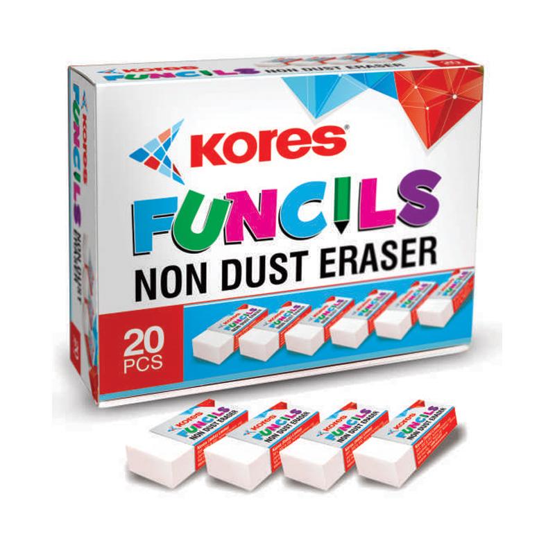Funcils Nondust Erazers